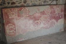 メキシコシティ近郊のテオティワカン遺跡の画像052