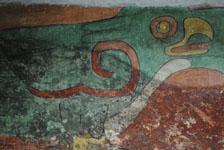 メキシコシティ近郊のテオティワカン遺跡の画像053