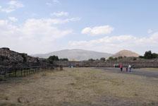 メキシコシティ近郊のテオティワカン遺跡の画像056