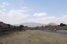 メキシコシティ近郊のテオティワカン遺跡の画像057