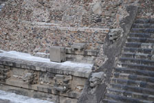 メキシコシティ近郊のテオティワカン遺跡の画像060