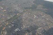 上空からの神戸市の画像002