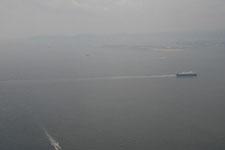 上空からの神戸市の画像003