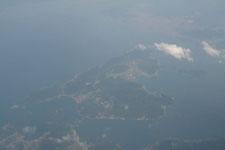 上空からの淡路島の画像001