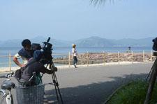 長崎市伊王島の海の画像001
