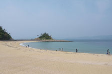長崎市伊王島の海の画像002