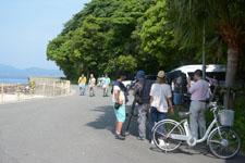 長崎市伊王島の海の画像004