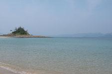 長崎市伊王島の海の画像005