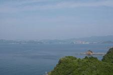 長崎市伊王島の海の画像009