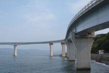 長崎市伊王島の橋の画像001