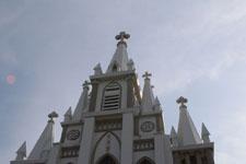 長崎市伊王島の教会の画像002