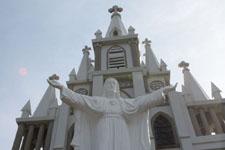 長崎市伊王島の教会の画像004