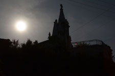 長崎市伊王島の教会の画像007