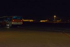 羽田空港のソラシドエアの飛行機の画像001
