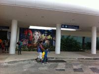 カンクン国際空港の画像006
