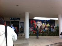 カンクン国際空港の画像002