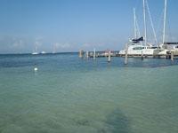 ユカタン半島のカンクンの海の画像004
