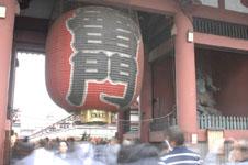 浅草の雷門の提灯の画像002