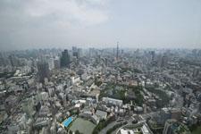 六本木の東京タワーの画像001