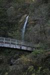 大釜の滝の橋の画像001