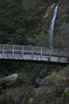 大釜の滝の橋の画像002