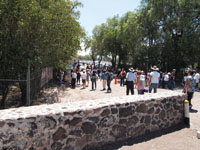 メキシコシティ近郊のテオティワカン遺跡の画像001