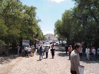 メキシコシティ近郊のテオティワカン遺跡の画像002