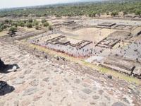 メキシコシティ近郊のテオティワカン遺跡の画像006