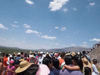 メキシコシティ近郊のテオティワカン遺跡の画像009