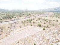 メキシコシティ近郊のテオティワカン遺跡の画像012