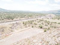 メキシコシティ近郊のテオティワカン遺跡の画像022
