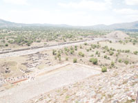 メキシコシティ近郊のテオティワカン遺跡の画像023