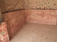 メキシコシティ近郊のテオティワカン遺跡の画像030