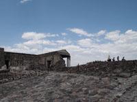 メキシコシティ近郊のテオティワカン遺跡の画像037