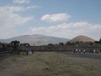メキシコシティ近郊のテオティワカン遺跡の画像042
