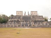 チチェン・イッツァ遺跡の画像014