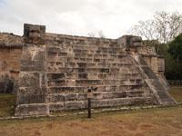 チチェン・イッツァ遺跡の画像016
