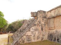 チチェン・イッツァ遺跡の画像019