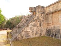 チチェン・イッツァ遺跡の画像020