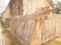 チチェン・イッツァ遺跡の画像036
