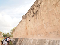 チチェン・イッツァ遺跡の画像037