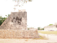 チチェン・イッツァ遺跡の画像040