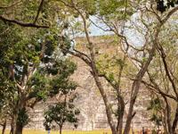 チチェン・イッツァ遺跡の画像057
