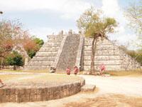 チチェン・イッツァ遺跡の画像058