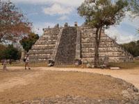 チチェン・イッツァ遺跡の画像059