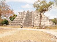 チチェン・イッツァ遺跡の画像060
