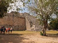 チチェン・イッツァ遺跡の画像066