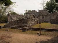 チチェン・イッツァ遺跡の画像070