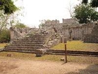 チチェン・イッツァ遺跡の画像071