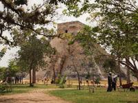チチェン・イッツァ遺跡の画像075